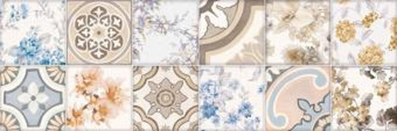 Керамическая плитка Cifre Cromatica Decor Adriana Warm Brillo настенная 25х75 см керамическая плитка impronta couture ivorie 25х75 настенная
