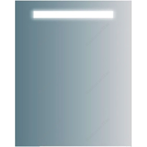 Зеркало Comforty Виола 60 со светодиодной подсветкой с сенсорным выключателем зеркало sanvit кубэ 60 с подсветкой с сенсорным выключателем