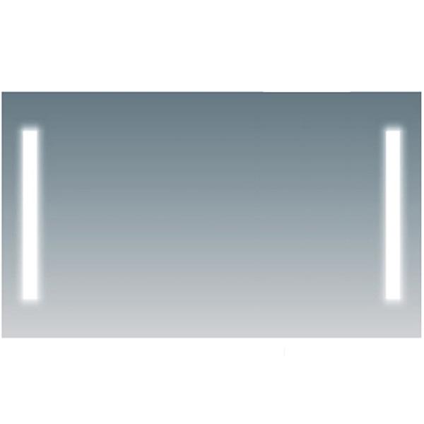 Зеркало Comforty Жасмин 120 4140518 с подсветкой с сенсорным выключателем