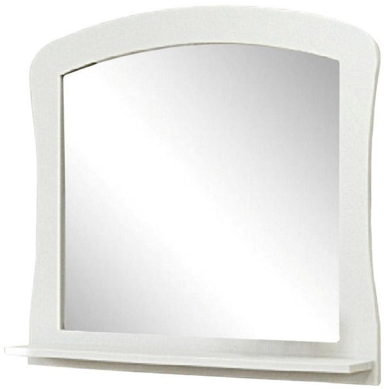 Зеркало Comforty Венеция 80 Белое зеркало comforty монако 120 белое