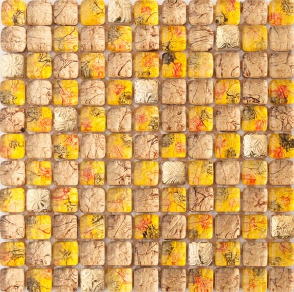 цены Стеклянная мозаика Colori Viva Bologna CV11027 29,5х29,5 см