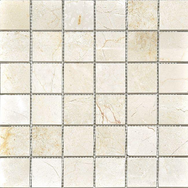 Каменная мозаика Colori Viva Crema Marfil CV20088 30,5х30,5 см стоимость