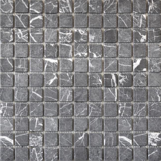 Каменная мозаика Colori Viva Nero-Brown Mos.Nat. Nero Oriental CV20007 30,5х30,5 см gironacci 550 nero panna