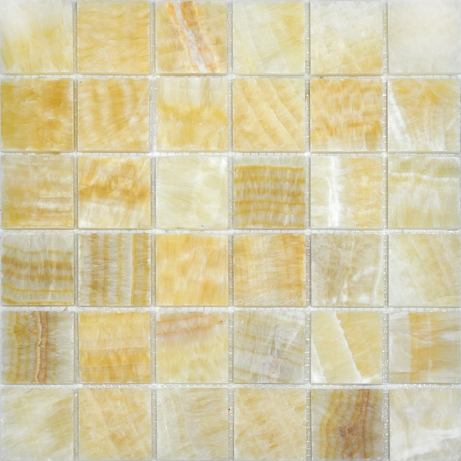 Каменная мозаика Colori Viva Onyx Mos.Polished Golden CV20011 30,5х30,5 см стоимость