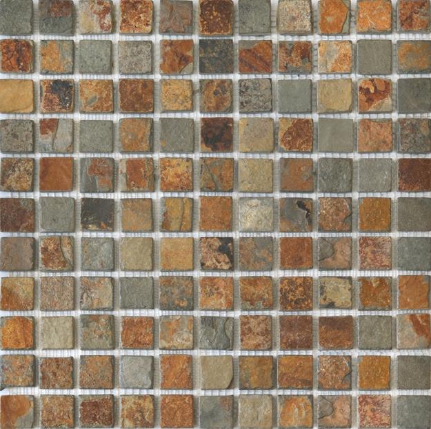 Каменная мозаика Colori Viva Rusty Mos.Nat. China CV20018 30,5х30,5 см стоимость