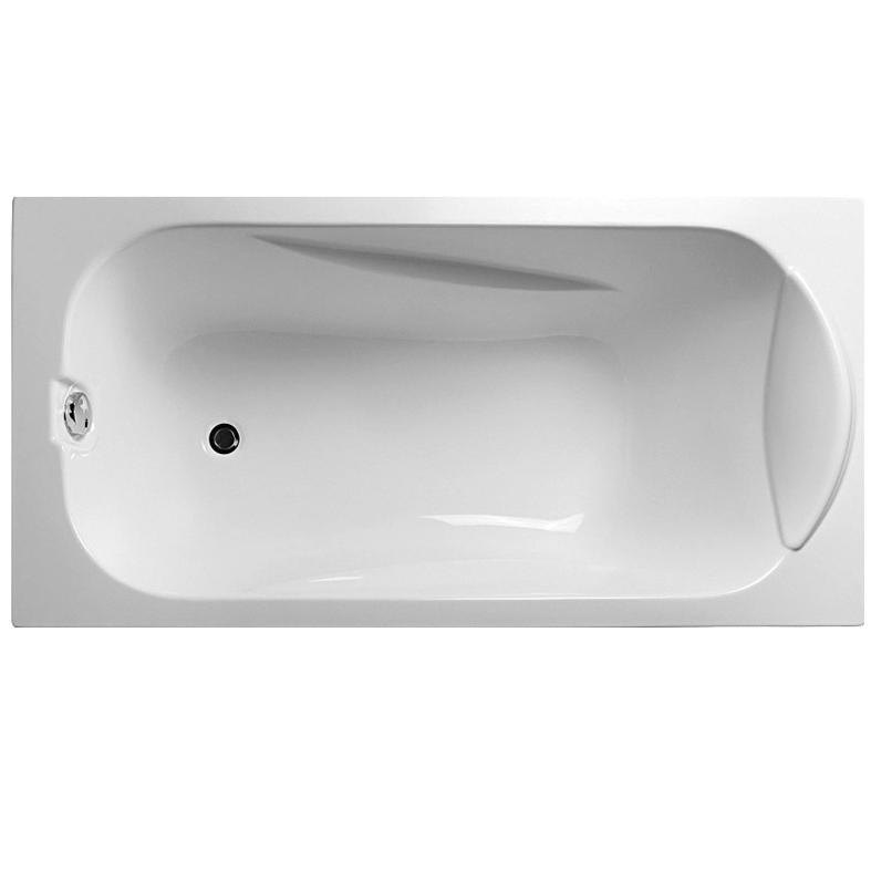 Акриловая ванна Relisan Elvira 160x75 Белая