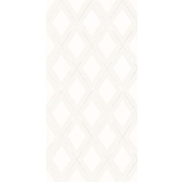 Керамический декор Керлайф Amani Classico Rombi Avorio 31,5х63 см