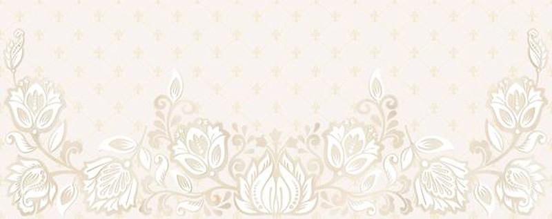 Керамическая плитка Керлайф Aurelia Royal Flores Crema настенная 20,1х50,5 см керамическая плитка керлайф aurelia crema настенная 20 1х50 5 см