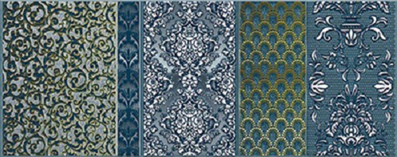 Керамический декор Керлайф Diana Acqua 2 20,1х50,5 см