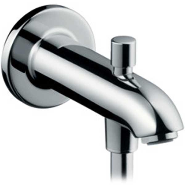 Купить Излив для ванны, 13423000 Хром, Hansgrohe, Германия