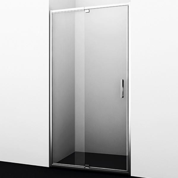 Душевая дверь WasserKRAFT Berkel 48P12 100х200 Хром