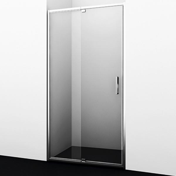 Душевая дверь WasserKRAFT Berkel 48P13 110х200 Хром душевая дверь wasserkraft berkel 48p04 9061849