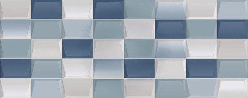 Керамическая плитка Керлайф Elissa Mosaico Blu настенная 20,1х50,5 см стоимость