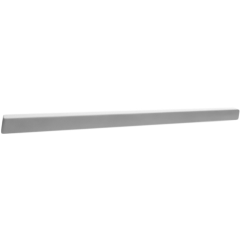Tray S B 90x6x6 БелыйДушевые поддоны<br>Душевой барьер из литьевого мрамора Cezares Tray S B 90x6x6 BAR-S-B-90-6-W.<br>