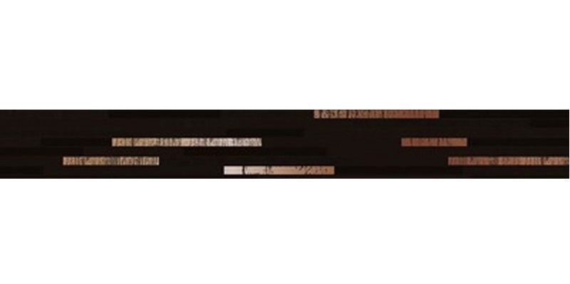 Керамический бордюр Керлайф Intenso Mix Gold 6,2x50,5 см