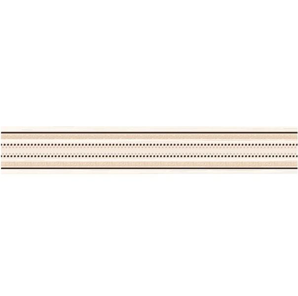 Керамический бордюр Керлайф Intenso Crema 6,2x50,5 см цена