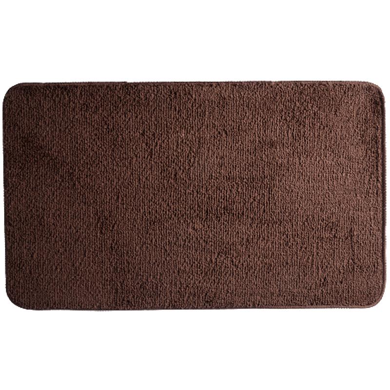 коврик противоскользящий joyarty композиция на песке для ванной сауны бассейна 75х45 см Коврик для ванной комнаты WasserKRAFT Vils BM-1041 Вишневый