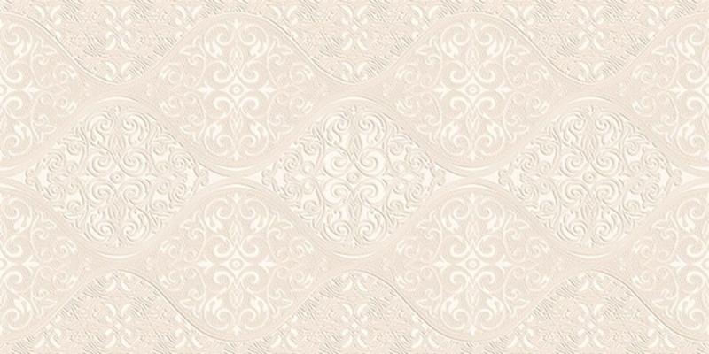 Керамическая плитка Керлайф Levata Ornamento Avorio настенная 31,5х63 см