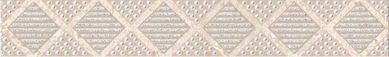 Керамический бордюр Керлайф Orosei Classico Beige 1 1C 4,7х31,5 см