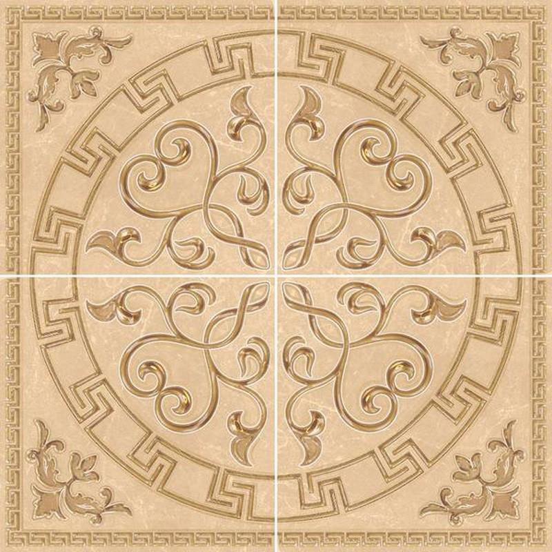 Керамическое панно Керлайф Ros. Eterna 66,5х66,5 см