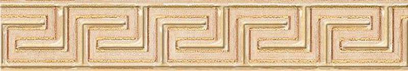 Керамический бордюр Керлайф Eterna Beige 3 20,1х3,5 см