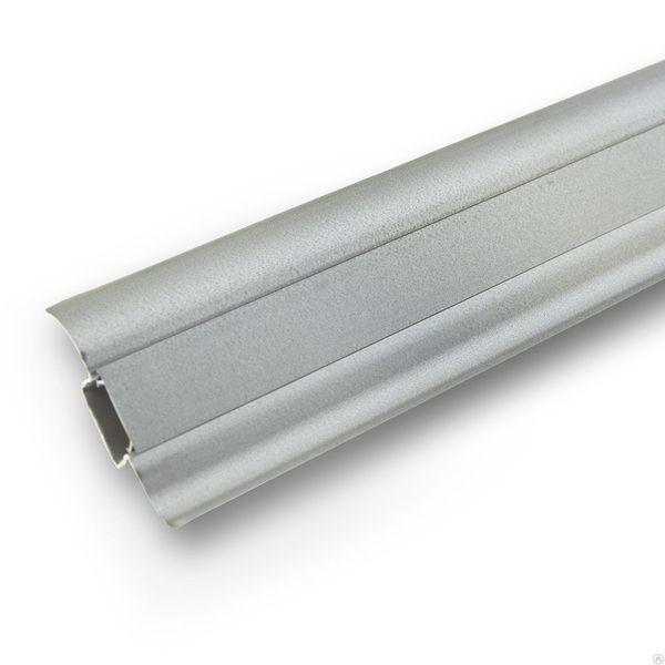 Плинтус Ideal Comfort Comfort с кабель каналом Металлик 081 2500х55х22 мм кабель