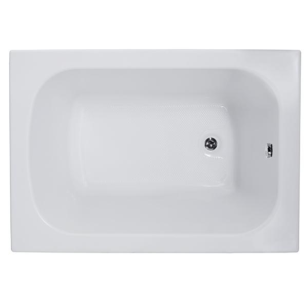Акриловая ванна Aquanet Seed 100x70 без гидромассажа цена 2017
