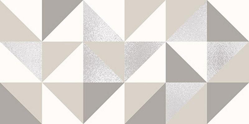Керамический декор Керлайф Stella Geometrico Marfil 1C 31,5х63 см