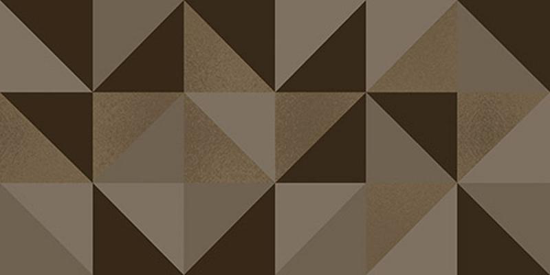 Керамический декор Керлайф Stella Geometrico Moca 1C 31,5х63 см