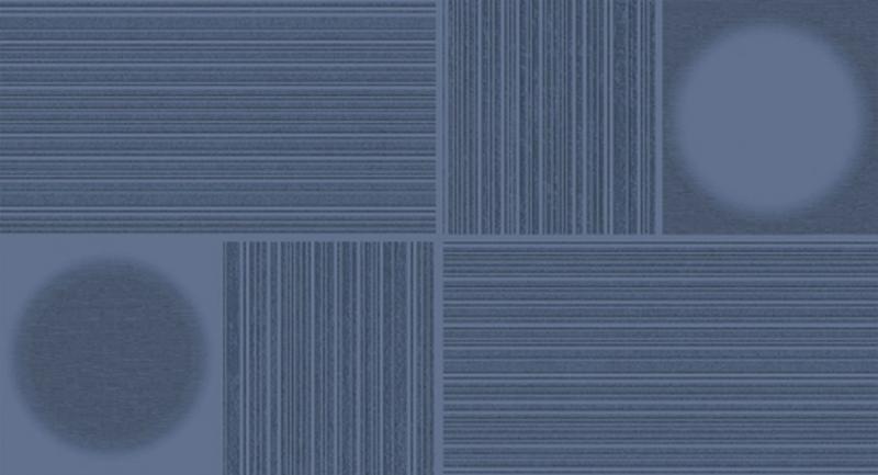 цена на Керамическая плитка Fanal Nantes Cobalto Relieve Rev. настенная 32,5х60 см