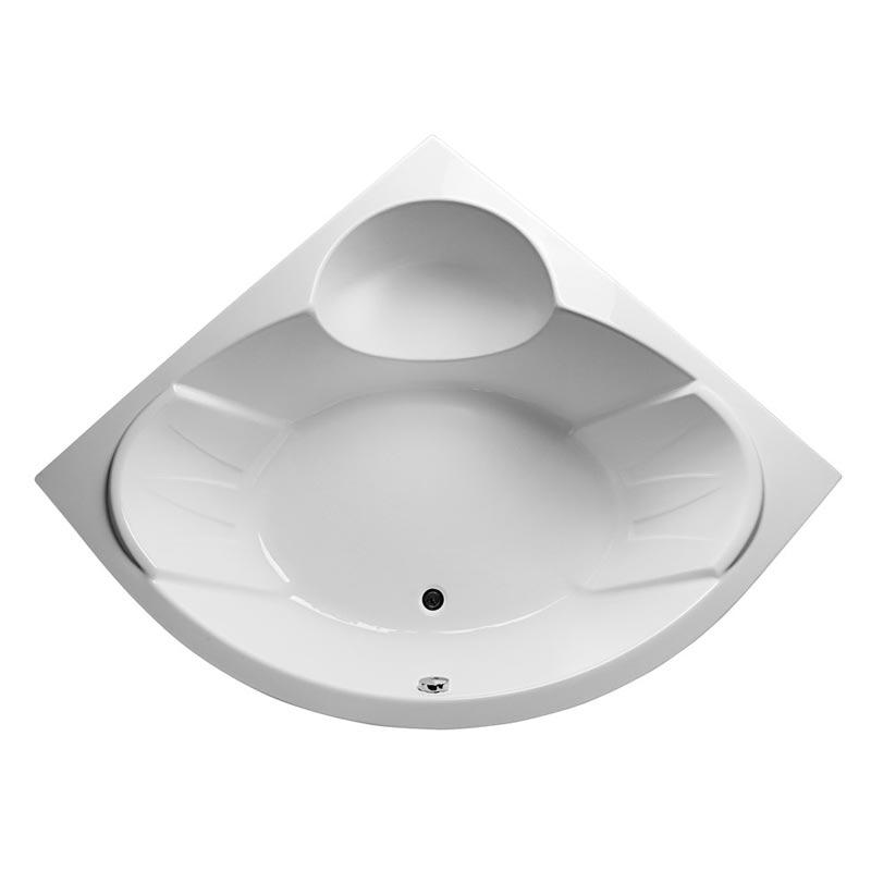 Kaliope 150х150 БелаяВанны<br>Акриловая ванна Vayer Kaliope 150х150 угловая.<br>Ванна Ваер Калиопе с элегантным дизайном подойдет для ванной комнаты в разных стилях.<br>Ванна изготовлена из 100% литьевого акрила европейской марки Lucite (Англия) с усиленным армирующим слоем по всей внутренней поверхности. Изначальный неусиленный лист акрила толщиной 5 мм – роскошный нескользящий высококачественный материал, который прекрасно поддается реставрации после многих лет использования.<br>В комплекте поставки: акриловая ванна.<br>