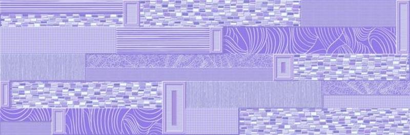 Керамическая плитка Emigres Detroit Chicago Lila Rev. настенная 20х60 см стоимость