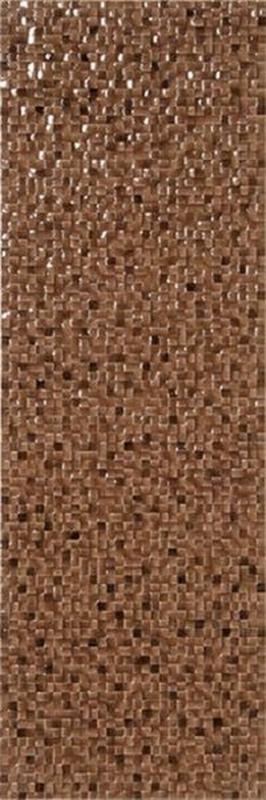 Керамическая плитка Emigres Mosaic Rev. Marron настенная 20х60 см стоимость
