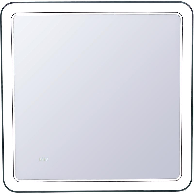 Зеркало Style Line Атлантика 100 СС-00000669 с подсветкой с часами