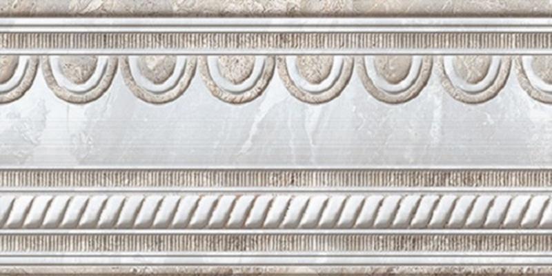 Керамический плинтус Azteca Fontana Zoc. Ice 15х30 см