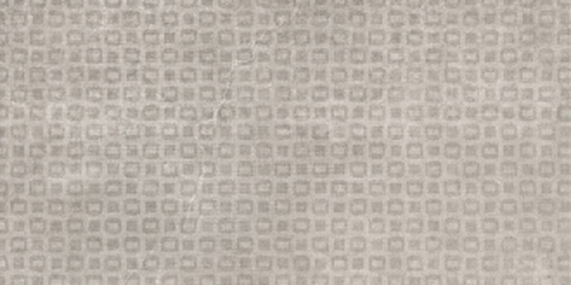 купить Керамическая плитка Argenta Frame Rev. Dcor Grey настенная 25х50 см онлайн