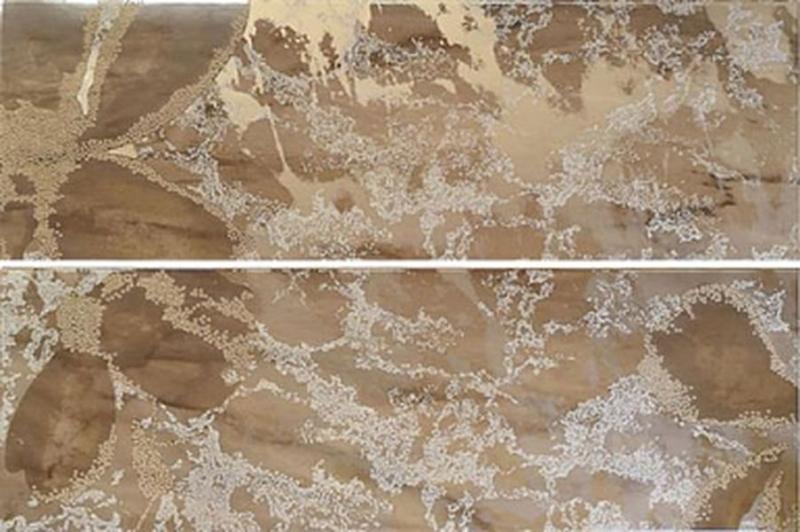 Керамический декор Ceramiche Brennero Venus Jar Gold Vision 50х75 см декор venus queen olga 14371 w