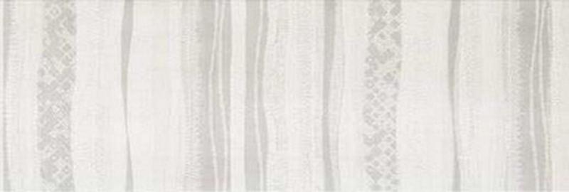 Керамический декор Ceramiche Brennero Porcellanna Ethnic White 20х60 см