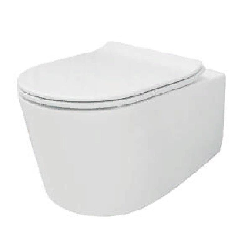 Унитаз Creo Ceramique Rennes RE1100R+RE1001T с сиденьем Микролифт все цены