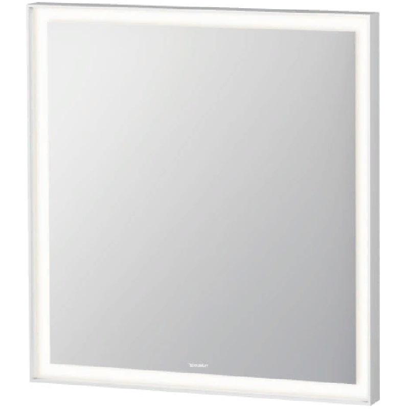 Зеркало Duravit L-Cube 65 с подсветкой Белое