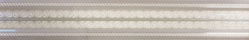 Керамический бордюр Azteca Passion Cenefa Ice 5х30 см