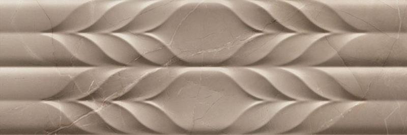 Керамическая плитка Azteca Passion R90 Twin Taupe настенная 30х90 см