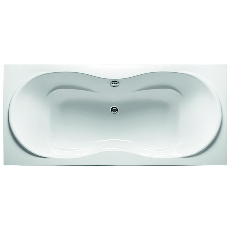 Акриловая ванна 1MarKa Dinamica 180x80 с гидромассажем Optimal фото