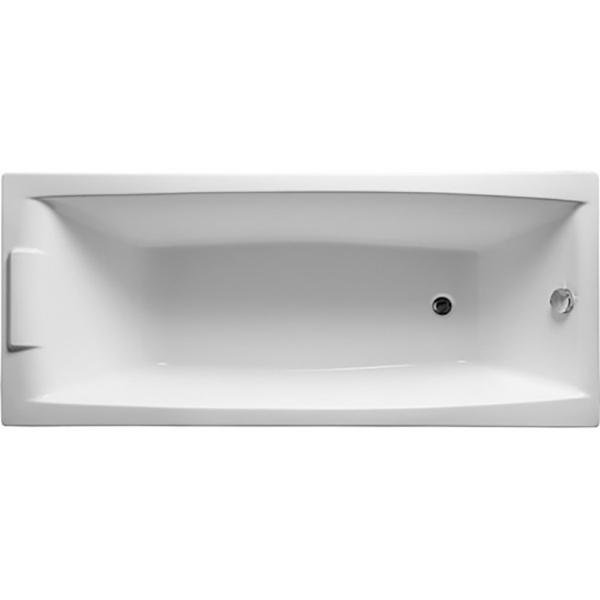 Акриловая ванна Marka One Aelita 170х75 с гидромассажем Intense акриловая ванна marka one raguza 180х80 с гидромассажем intense