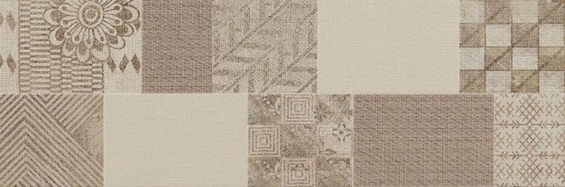 Керамический декор ITT Ceramic Passione Pathwork Vison 20х60 см