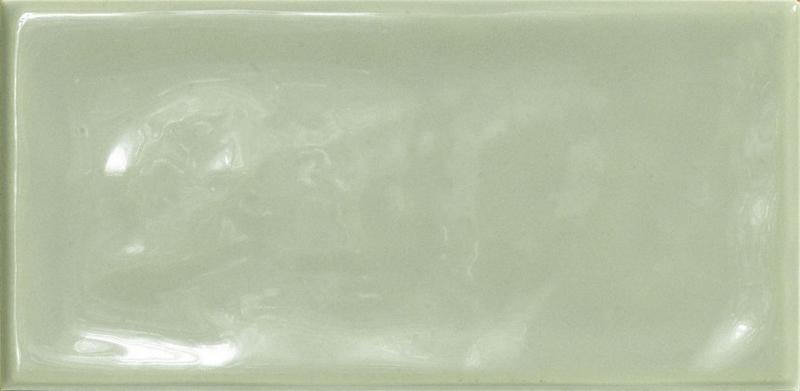 Керамическая плитка El Barco Alfaro Sage Brillo настенная 7,5х15 см