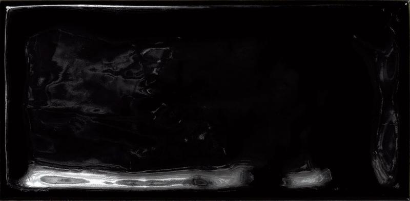 Керамическая плитка El Barco Alfaro Negro Brillo настенная 7,5х15 см barco pgxg 61b
