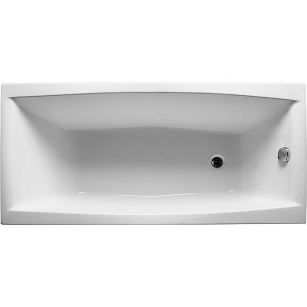 Акриловая ванна Marka One Viola 120х70 без гидромассажа