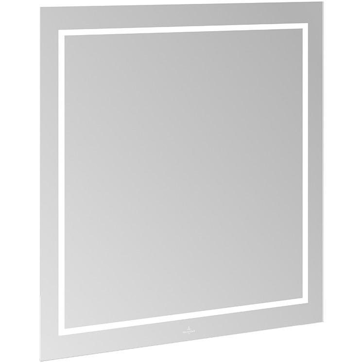Зеркало Villeroy&Boch Finion 80х75 Белое