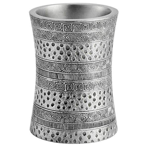 купить Стакан для зубных щеток WasserKRAFT Salm K-7628 Хром по цене 990 рублей